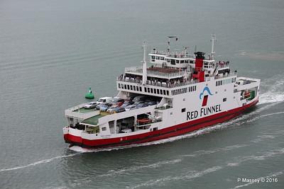 RED OSPREY Passing Southampton PDM 13-07-2016 17-41-15