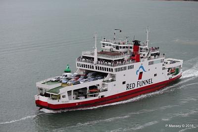 RED OSPREY Passing Southampton PDM 13-07-2016 17-41-016