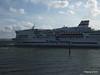 PONT-AVEN Departing Portsmouth PDM 12-08-2014 18-04-49