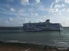 PONT-AVEN Departing WIGHT RYDER I Portsmouth PDM 12-08-2014 18-05-00