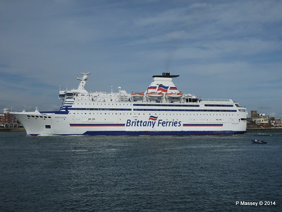 BRITTANY FERRIES Video Clips