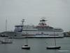 BRETAGNE Arriving Portsmouth PDM 31-05-2014 17-58-08