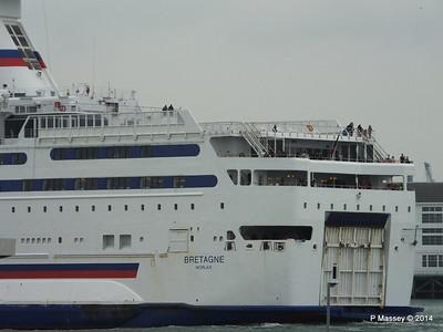 BRETAGNE Arriving Portsmouth PDM 31-05-2014 17-59-53