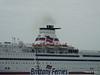 BRETAGNE Arriving Portsmouth PDM 31-05-2014 17-58-00