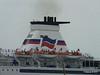 BRETAGNE Arriving Portsmouth PDM 31-05-2014 17-58-04
