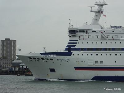 BRETAGNE Arriving Portsmouth PDM 31-05-2014 17-58-58