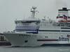 BRETAGNE Arriving Portsmouth PDM 31-05-2014 17-57-34