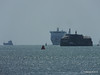MONT ST MICHEL Approaching Portsmouth Spitbank Fort PDM 30-06-2014 12-36-25