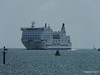 MONT ST MICHEL Approaching Portsmouth PDM 30-06-2014 12-39-54