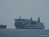 MONT ST MICHEL Approaching Portsmouth POLAR PDM 30-06-2014 12-37-46