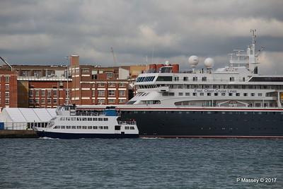 OCEAN SCENE Passing BRAEMAR Southampton PDM 12-05-2017 16-38-19