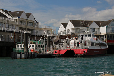 GREAT EXPECTATIONS RED JET 3 Town Quay Southampton PDM 13-05-2015 14-27-49