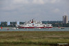 RED FALCON READ EAGLE Passing Southampton Water PDM 17-06-2016 12-19-14
