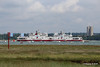 RED FALCON READ EAGLE Passing Southampton Water PDM 17-06-2016 12-19-09
