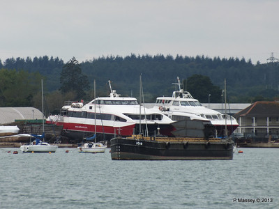 RED JET 5 RED JET 4 Husbands Shipyard PDM 08-10-2013 14-22-20