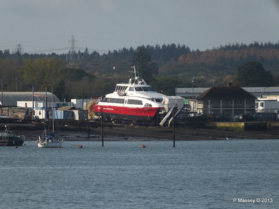 RED JET 5 Husbands Shipyard PDM 12-11-2013 12-31-14