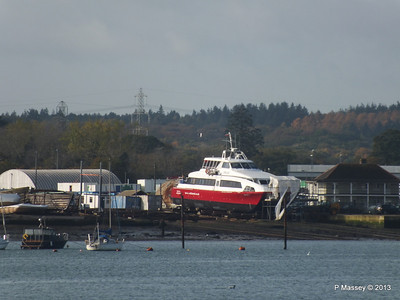 RED JET 5 Husbands Shipyard PDM 12-11-2013 12-31-17