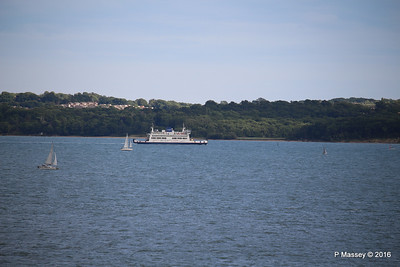 ST CECILIA Approaching Fishbourne IOW PDM 13-07-2016 18-39-35