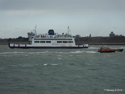 ST FAITH Pilot Launch 1 HAMWIC Portsmouth PDM 15-01-2015 13-09-015