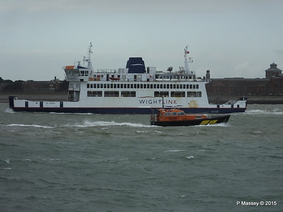 ST FAITH Pilot Launch 1 HAMWIC Portsmouth PDM 15-01-2015 13-09-12