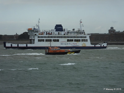 ST FAITH Pilot Launch 1 HAMWIC Portsmouth PDM 15-01-2015 13-09-11