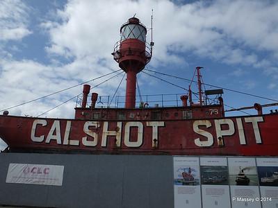 CALSHOT SPIT LIGHTSHIP Southampton Maritime Festival 2014 PDM 22-08-2014 12-25-22