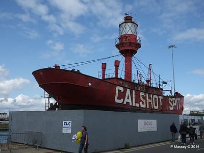 CALSHOT SPIT LIGHTSHIP Southampton Maritime Festival 2014 PDM 22-08-2014 12-25-054