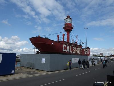 CALSHOT SPIT LIGHTSHIP Southampton Maritime Festival 2014 PDM 22-08-2014 12-25-050