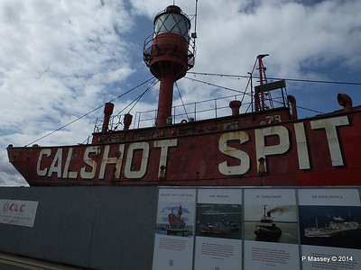 CALSHOT SPIT LIGHTSHIP Southampton Maritime Festival 2014 PDM 22-08-2014 12-25-006