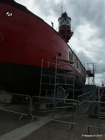 CALSHOT SPIT LIGHTSHIP Southampton Maritime Festival 2014 PDM 22-08-2014 12-24-10