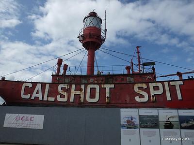 CALSHOT SPIT LIGHTSHIP Southampton Maritime Festival 2014 PDM 22-08-2014 12-25-022