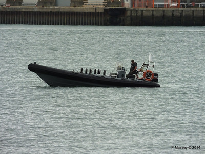 RIBcraft headed for Hythe Marina PDM 09-06-2014 17-06-11