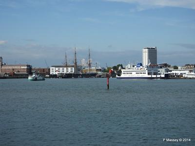 ST CECILIA HMS WARRIOR GOSPORT QUEEN PDM 30-06-2014 18-21-27