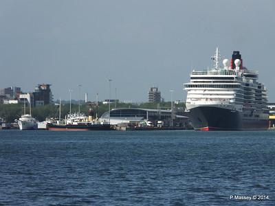 SHEMARA ss SHIELDHALL QUEEN VICTORIA Southampton PDM 19-06-2014 16-45-37