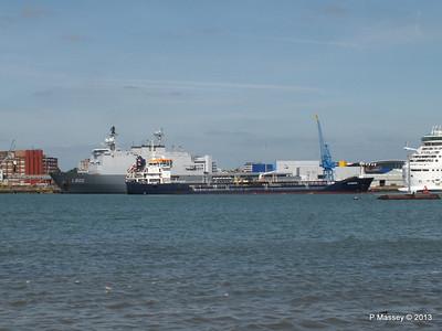HNLMS ROTTERDAM L800 LS CHRISTINE PDM 01-06-2013 15-34-43