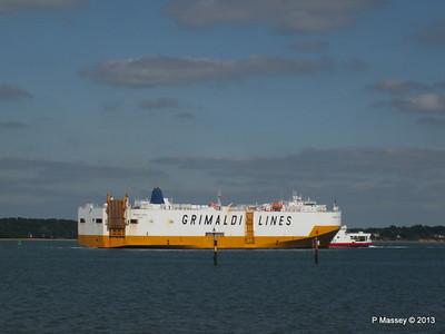 GRANDE ITALIA Departing Southampton PDM 09-06-2013 16-25-15