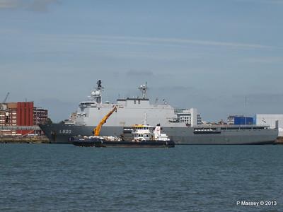 HNLMS ROTTERDAM L800 SEAGREEN PDM 01-06-2013 15-30-05