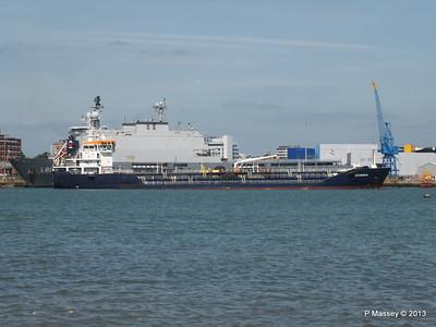 HNLMS ROTTERDAM L800 LS CHRISTINE PDM 01-06-2013 15-34-37