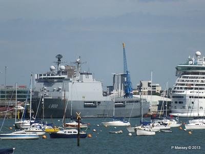HNLMS ROTTERDAM L800 Southampton PDM 01-06-2013 15-12-14
