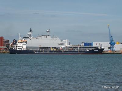 HNLMS ROTTERDAM L800 LS CHRISTINE PDM 01-06-2013 15-34-33