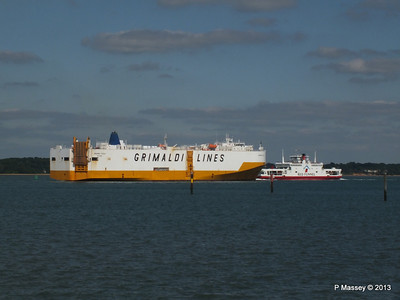 GRANDE ITALIA Departing Southampton PDM 09-06-2013 16-25-09