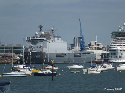 HNLMS ROTTERDAM L800 Southampton PDM 01-06-2013 15-12-17
