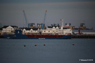 ABIS BELFAST Departing Southampton PDM 01-09-2016 20-13-14