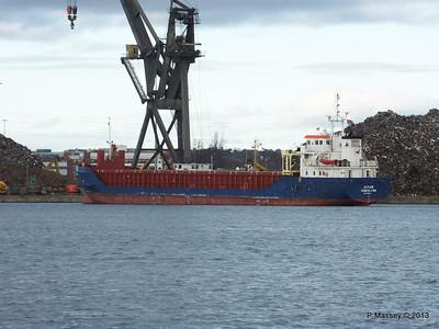 ACCUM Arriving Southampton PDM 06-12-2013 13-49-23