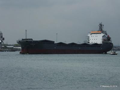 CARLA Outbound Southampton PDM 13-09-2014 14-24-40