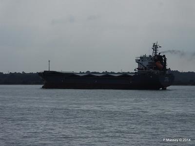 CARLA Outbound Southampton PDM 13-09-2014 14-28-30