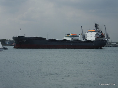 CARLA Outbound Southampton PDM 13-09-2014 14-25-24