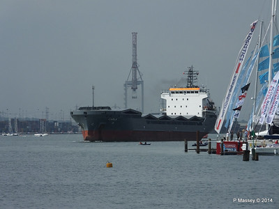 CARLA Outbound Southampton Boat Show PDM 13-09-2014 14-22-009