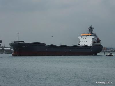 CARLA Outbound Southampton PDM 13-09-2014 14-24-042