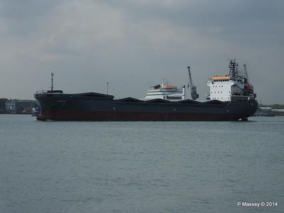 CARLA Outbound Southampton PDM 13-09-2014 14-25-22
